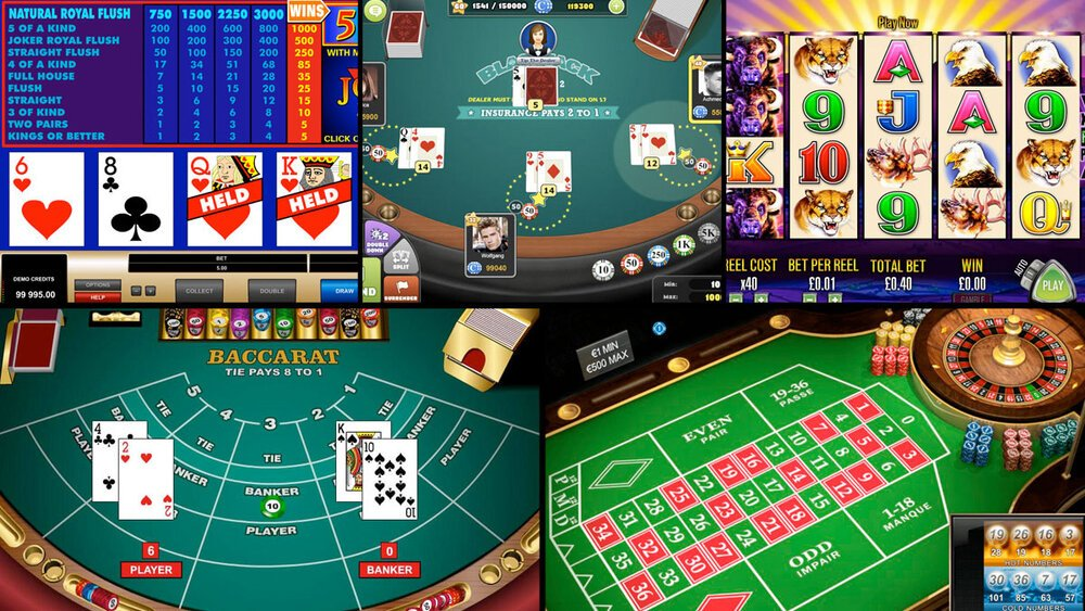 The Best Online Casino Games for Beginners