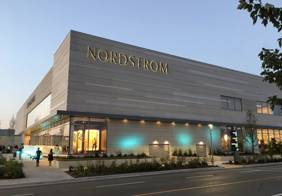 Vancouver leads the way as Nordstrom shares spike